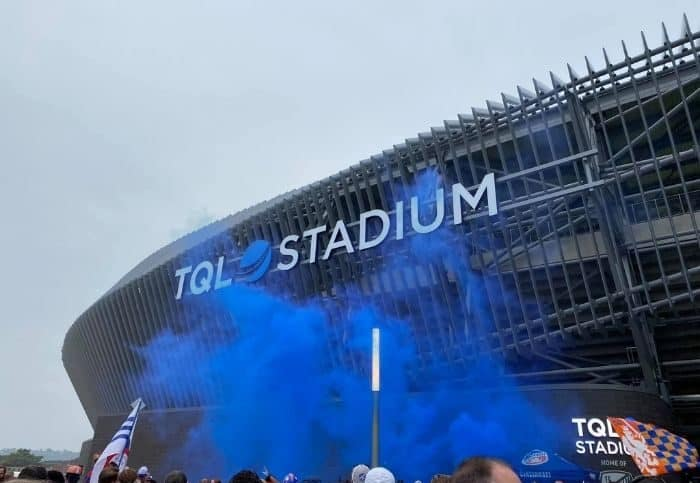 TQL Stadium in Cincinnati