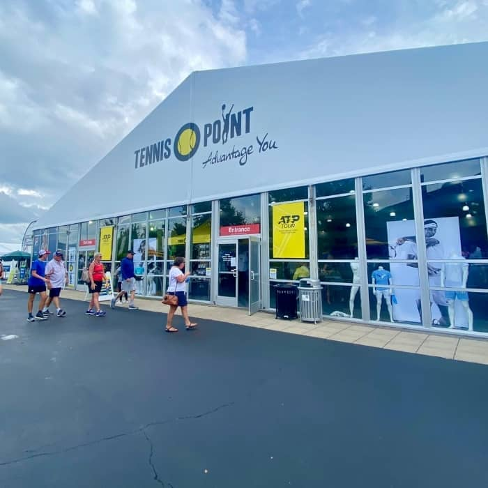 Tennis Point at Retail Plaza