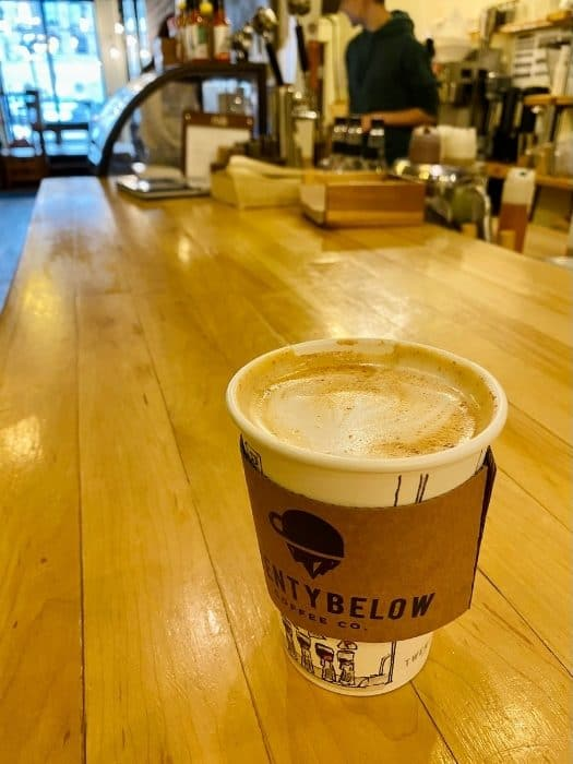 The Kinnick at Twenty Below Coffee Co