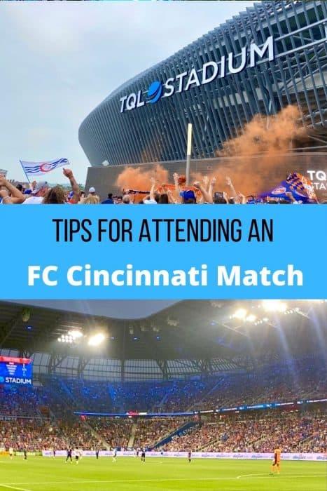 Tips for Attending an FC Cincinnati Match