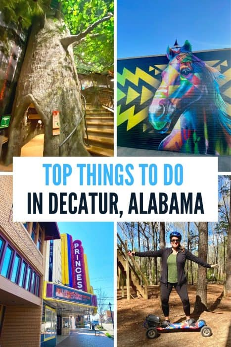 Top Things to Do in Decatur, Alabama
