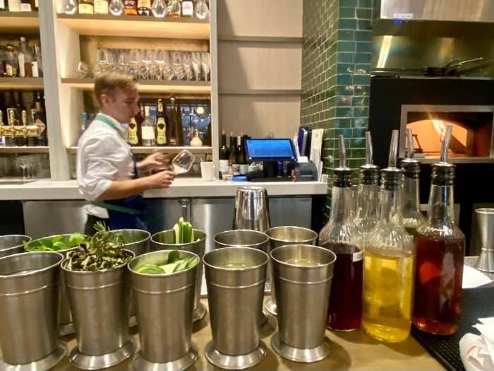 bar at Rosewild