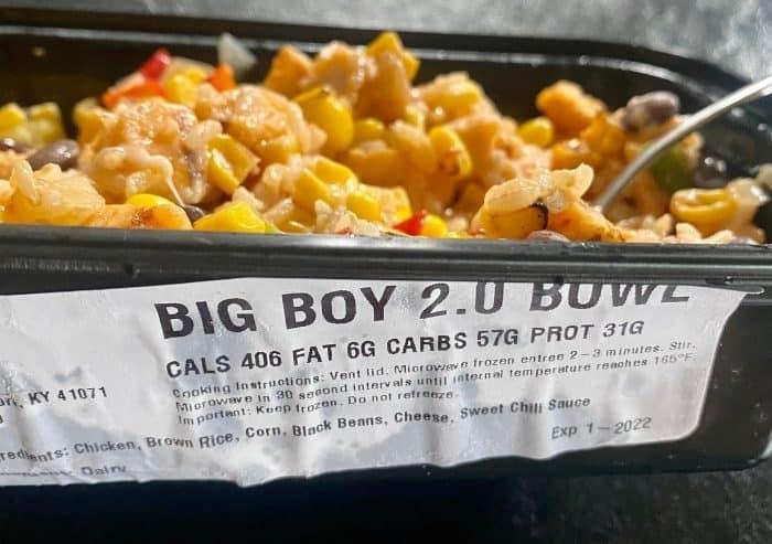 Big Boy 2.0 Bowl