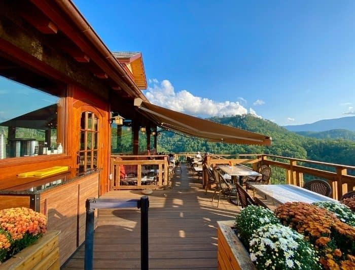 Cliff Top Restaurant at Anakeesta