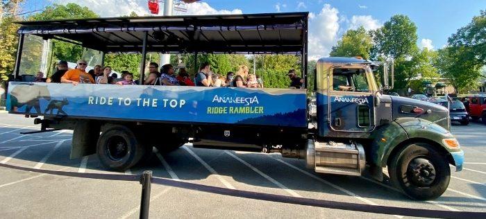 Ridge Rambler adventure truck