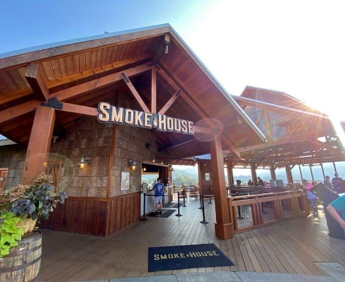 Smokehouse at Anakeesta
