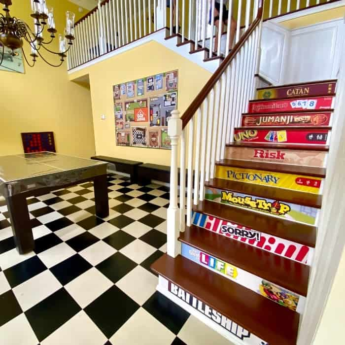 Stay in a Game Themed Mansion at Go Lodge in Gatlinburg