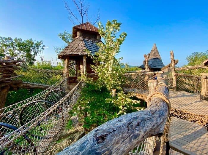 Treehouse Village Play Area